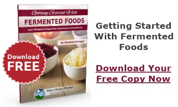Free Guide: Getting Started With Fermented Foods