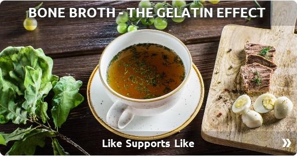 The Gelatin Effect