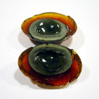 Century eggs are a fermented delicacy in Asia.