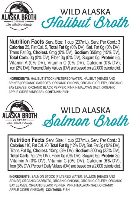 Fish Broth Nutrition Facts