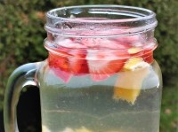 Fruit-Flavored Water in 3 Minutes