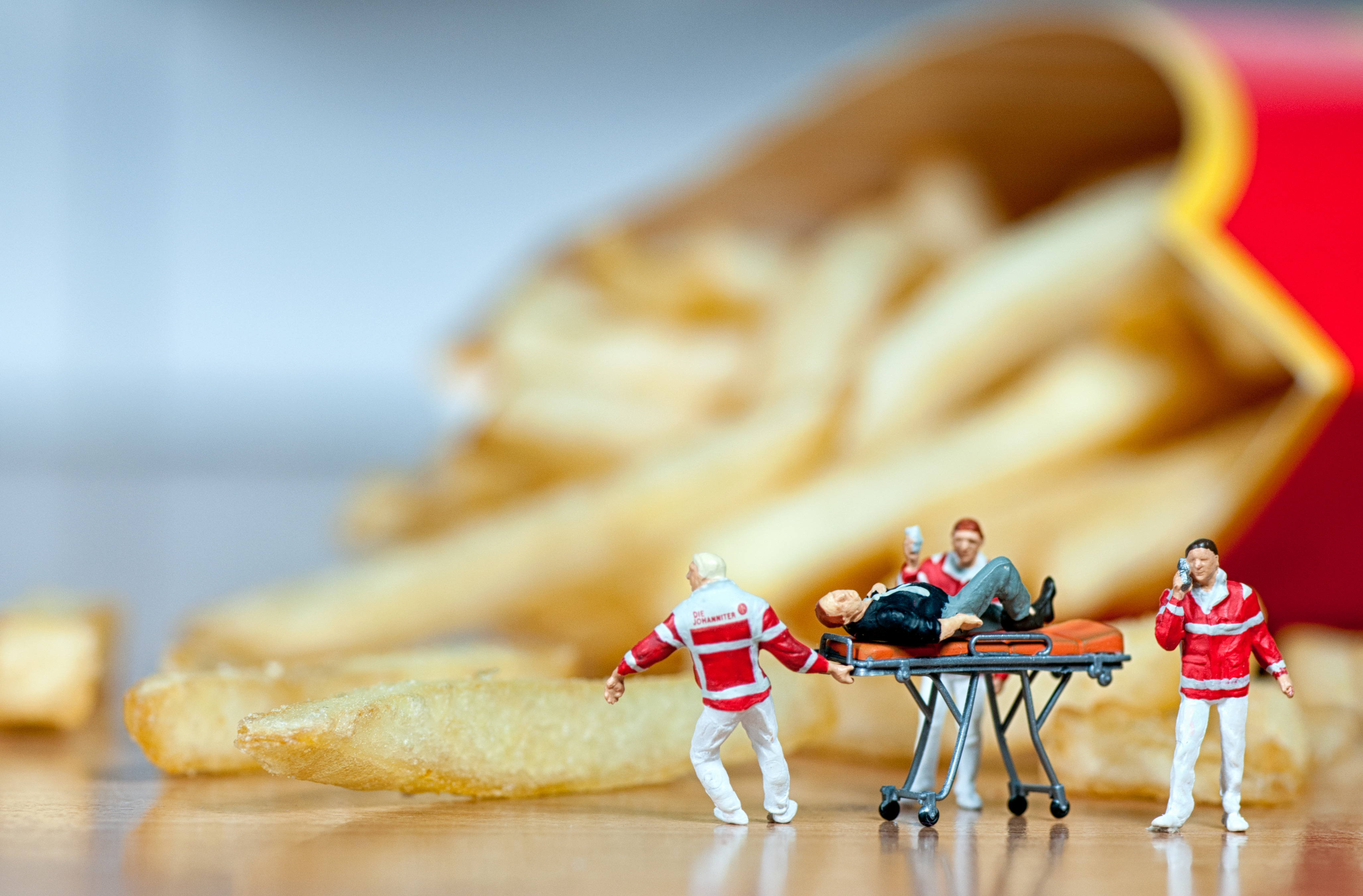 Is processed food killing you?
