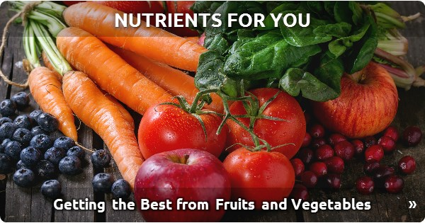 Nutrients for You