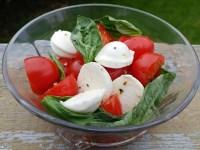 Rustic Caprese Salad