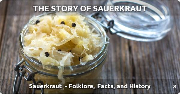 The Story of Sauerkraut