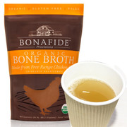 Real Organic Chicken Bone Broth