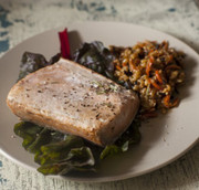 Wild salmon is full of nutrients and delicious