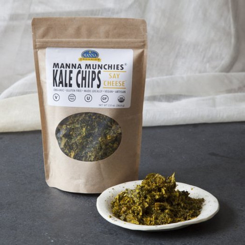 A delicious way to add kale to your daily diet