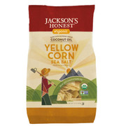 Jackson's Honest Yellow Corn Tortilla Chips