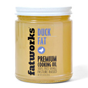 Pasture-Raised Duck Fat
