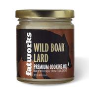 Wild Boar Lard