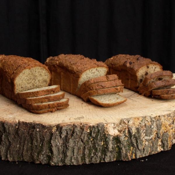 Gluten-Free Bread Sampler