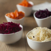 Fermented Vegetables Sampler