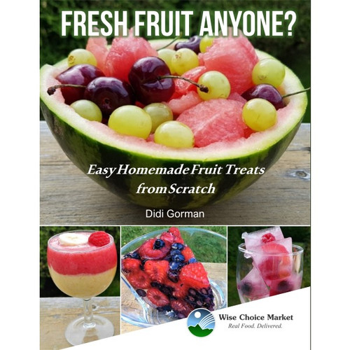 Fresh Fruit Cover