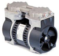 Gast Dual Piston Air Compressor (120 or 220 Volt)