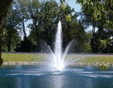 AquaMaster Fountains - Masters Series 1/2 to 10 HP