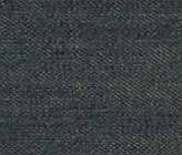 Pottery Barn Comfort Square Armchair Slipcover Set - Knife Edge Cushions - Indigo Denim