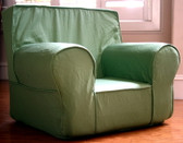 Ugly-Where Chair Slipcover - Regular Size - Free Personalization - Green