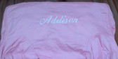 Premonogrammed Regular Size Ugly-Where Chair - Addison - LM21 - Pink
