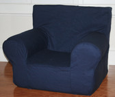 Ugly-Where Chair Slipcover - Regular Size - Free Personalization - Navy