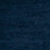 Charleston Ottoman Slipcover - Navy Velvet - Free Shipping