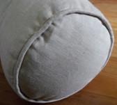Pottery Barn Bolster Pillow set of 2 - Flax Linen