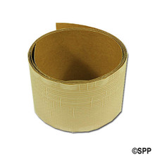 UltraStrip Adhesive Cover Repair Tape, 3'W x 5'L is CLEAR!