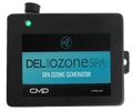 NEW!  DEL Ozone Spa to 1,000 Gallons with AMP Plug, Universal Voltage