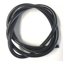 7-2010 DEL Ozone Black, EVA ozone supply tubing (commonly used for pool and spa ozonators).  Sold by the foot.  Replaces Clear PVC Tubing 7-0075