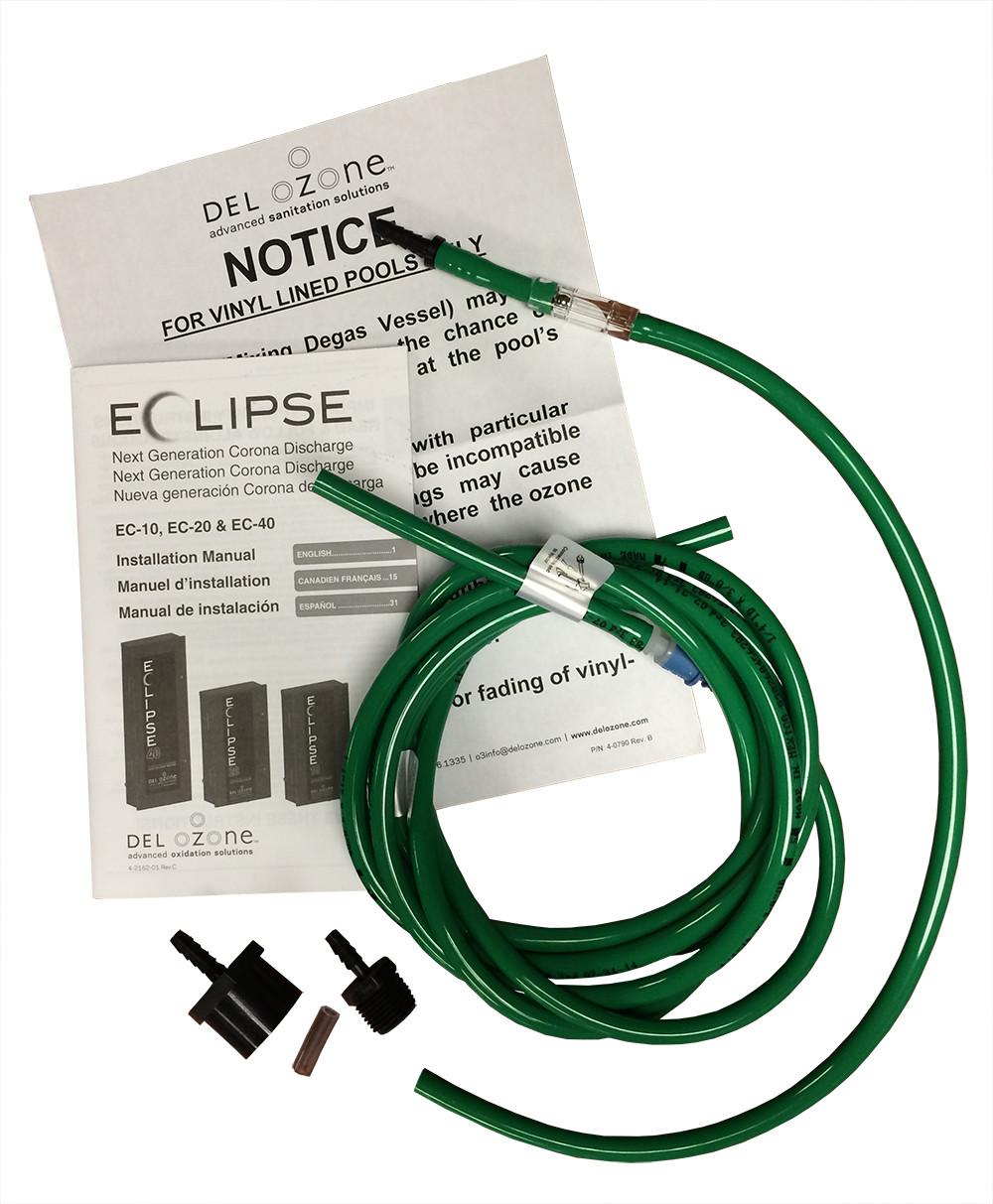 9 0150e Renewal Kit For Eclipse Ozone Generators By Del Ozone