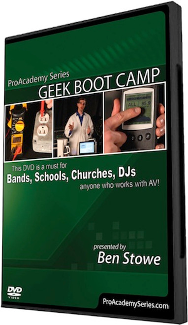 ProAcademy Geek Boot Camp DVD