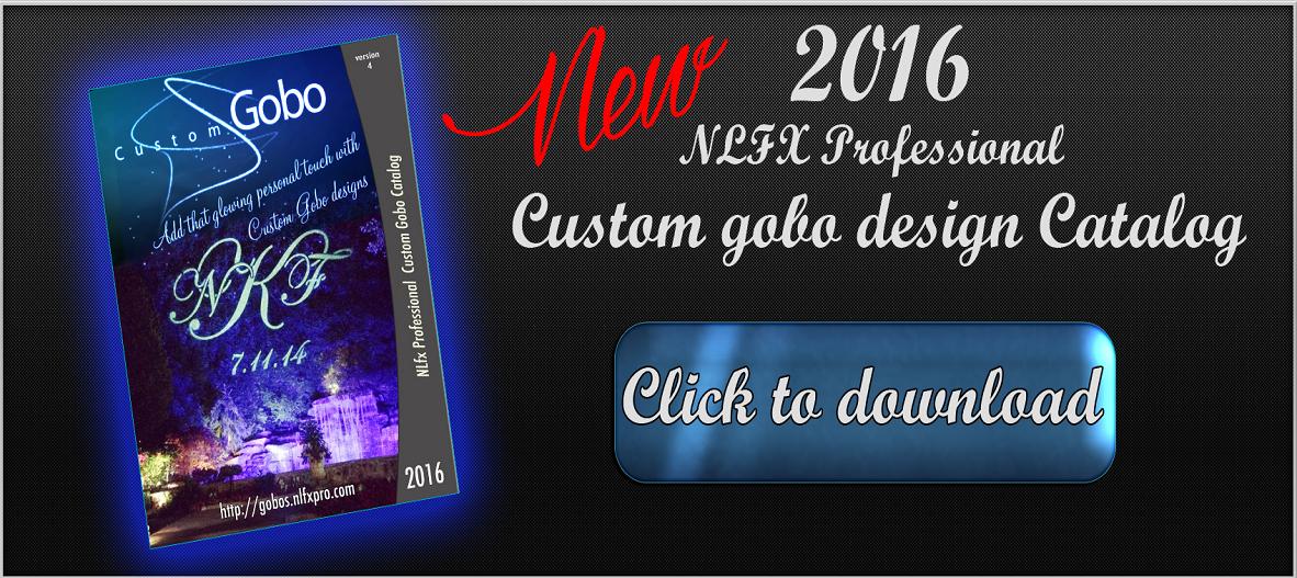 NLFX Gobo Design Catalog for 2016