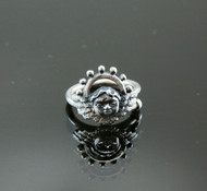 Nine50 Silver Angel Ring