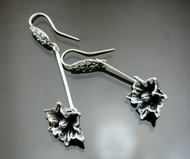 Nine50 Peruvian Silver Kantu Earrings