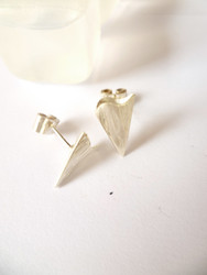 Nine50 Peruvian Silver Earrings