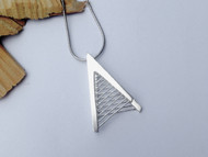 Nine50 Peruvian Silver Necklace
