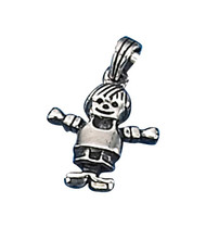 Small Boy Charm / Pendant