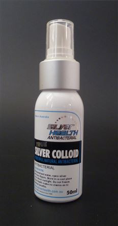 Colloidal Silver 50ml Spray