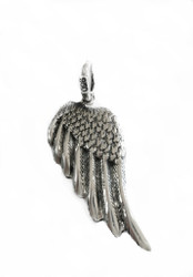 Nine50 Silver Angel Wing Pendant