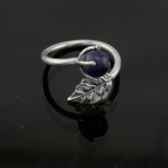 Amethyst Fruit Ring