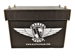 Battle Foam Large Stacker Box Standard Load Out (Black)