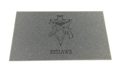 (Topper) Outlaws Foam Topper