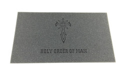 (Topper) Holy Order of Man Foam Topper