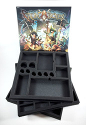 Rum & Bones Core Game Foam Tray Kit
