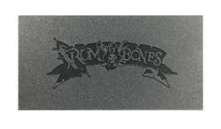 (Topper) Rum & Bones Foam Topper