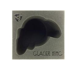 (Trollbloods) Glacier King Gargantuan Foam Tray (PP.5-7)
