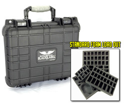 The Sirocco Black Label Case Standard Load Out