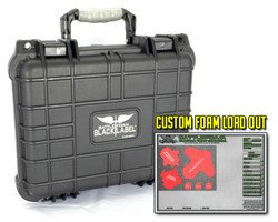 The Sirocco Black Label Case Custom Load Out