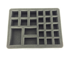 Sirocco Black Label Troop Foam Tray (SR)