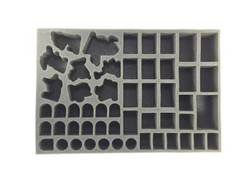 Warhammer Quest Silver Tower Foam Tray